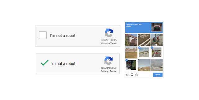 Permalink ke Cara Melewati captcha google?