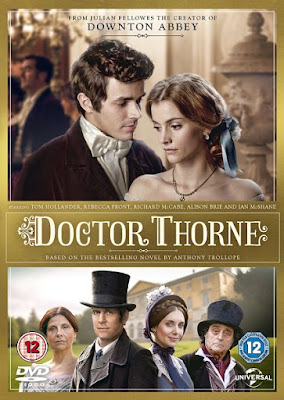 Doctor Thorne is a drama set in England in the 1850's.  It is the story of an estate heir who must choose between marrying for love or money and social standing.