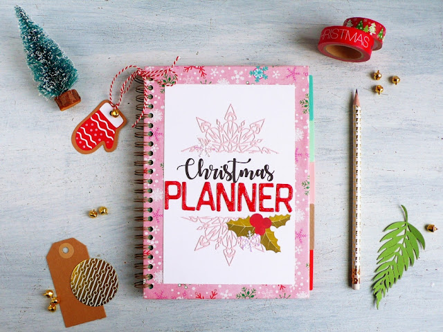 agenda natalizia - christmas planner