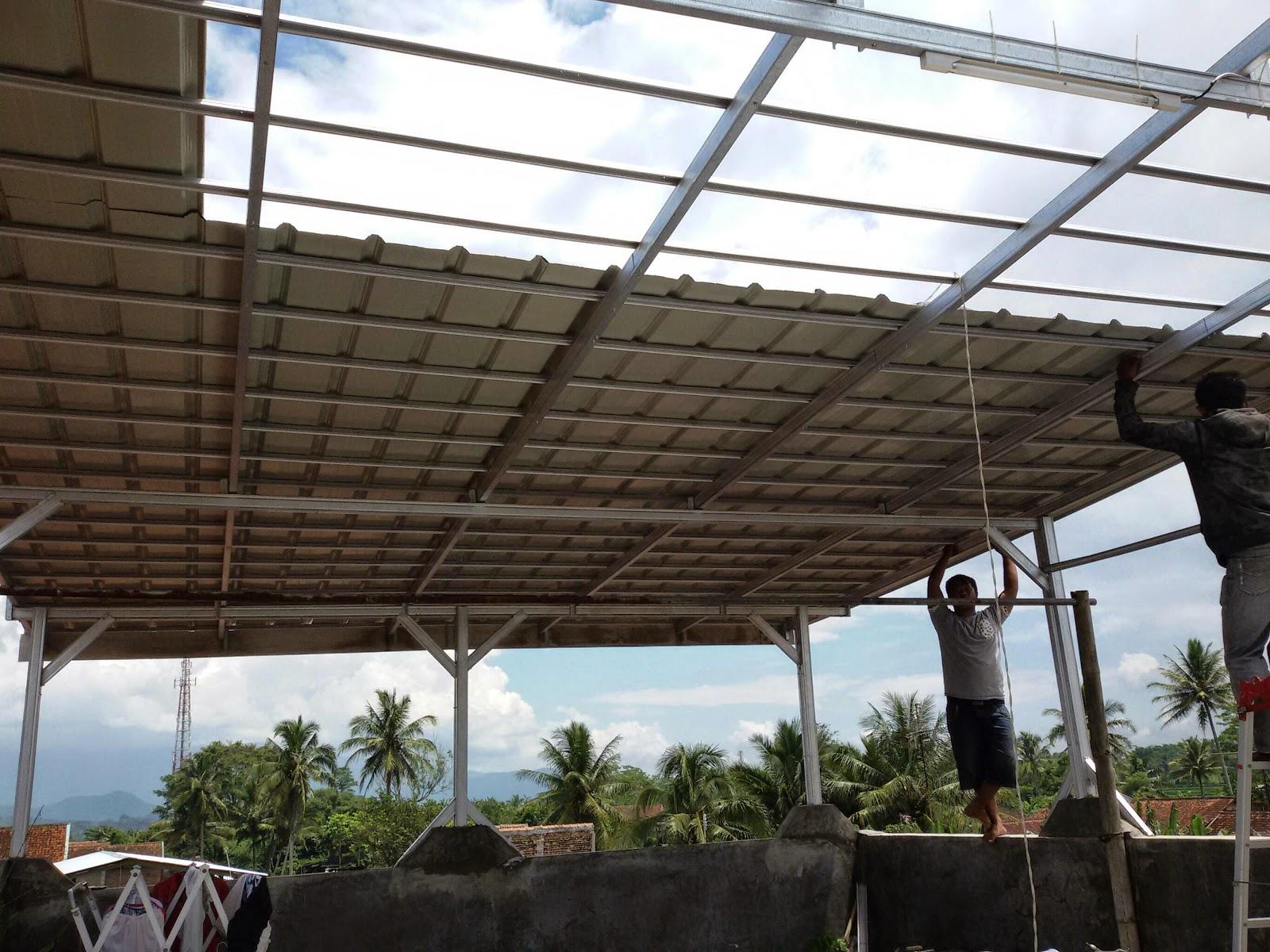 kanopi baja ringan cibitung tukang bajaringan tangerang canopy murah di