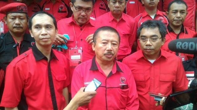 Akibat Tolak Ahok, Megawati Copot Bambang DH dari Plt Ketua PDIP DKI
