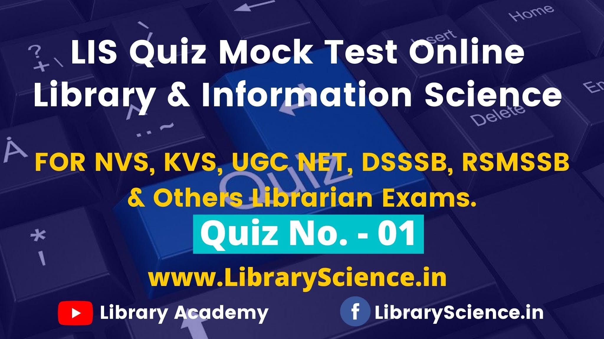 LIS Quiz