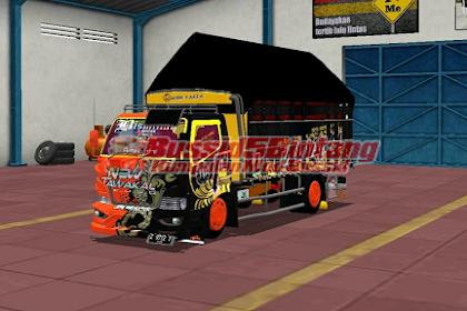 Mod Bussid Truck New Tawakal