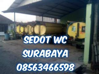 Sedot WC Banyu Urip Surabaya Barat