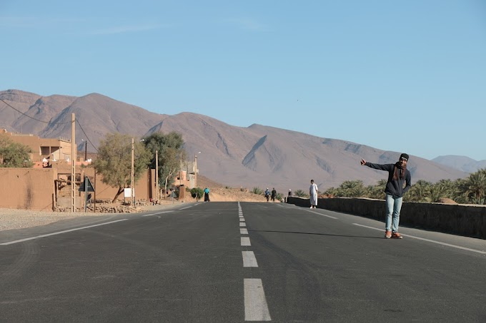 Driving in Morocco - Here' s Some Recommendations