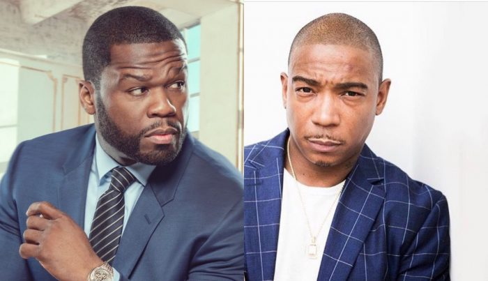 Ja Rule and 50 Cent Battle Ending No Soon; Catch More Smoke
