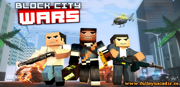 Block City Wars android game