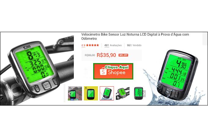 ★ VELOCÍMETRO BIKE - Entre no site e adquire um moderno velocímetro para a sua bike, compra segura e entrega rápida.