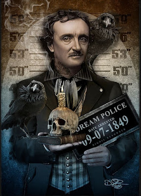 Edgar Allan Poe su influencia en la poesía, por Paul Auster