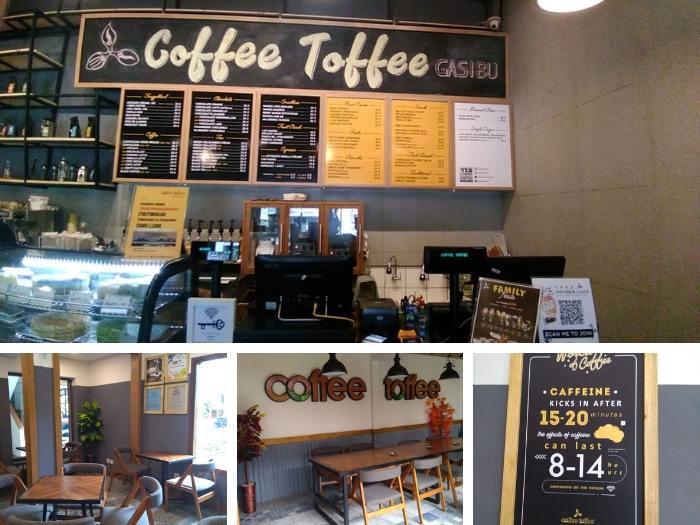 coffee toffee gasibu