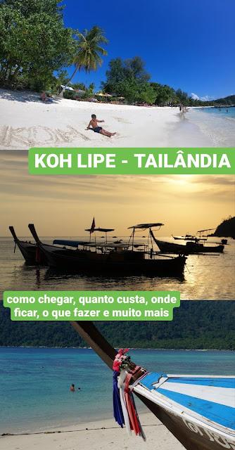 Koh Lipe: o que você precisa saber sobre o paraíso tailandês