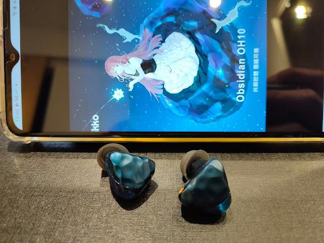 ikko OH1S 高解析單鐵單動圈 入耳式監聽耳機,MMCX可換線耳機 - 18