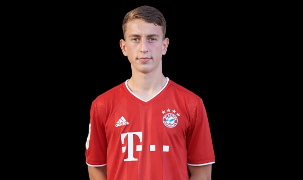 Albanian footballer Behar Neziri signs until 2023 with Bayer Munich