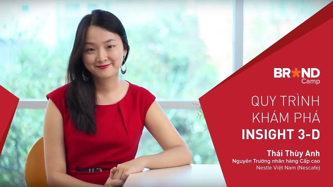 Quy trình Khám phá Insight 3-D - Thái Thùy Anh