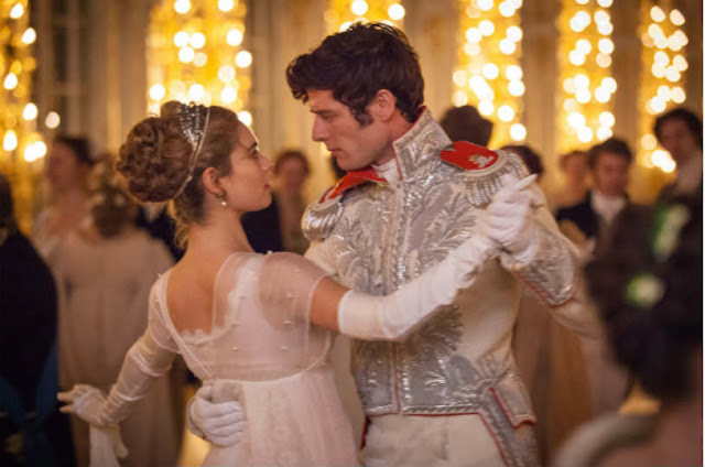 Natasha and Andrei Dance in War and Peace