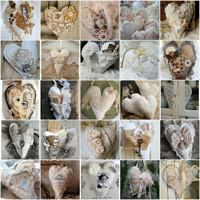 hearts arts and crafts on pinterest