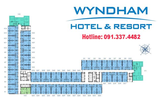 Dự án nghỉ dưỡng khoáng nóng 5 sao căn hộ Condotel Wyndham Thanh Thủy Hot Springs Hotel & Resort