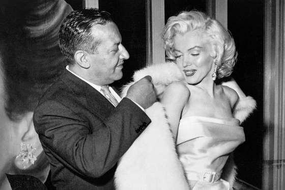 Marilyn-Monroe-At-Ciros