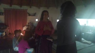 Experiencias tras el Retiro GranDiosas: «Conectando con la facilidad, la fluidez y la confianza…» Laura Pelaz