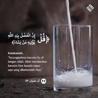 Quote fadhol Allah