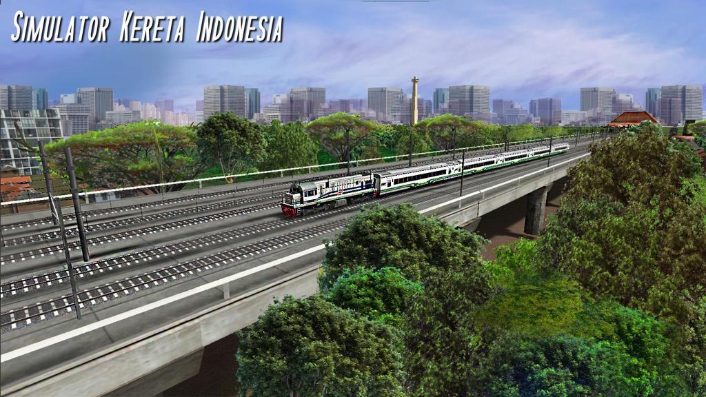 Game Kereta Api Terbaik di Android Simulator Kereta Indonesia
