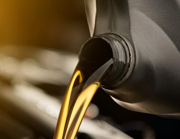 Bidón con gasoil para motores diesel