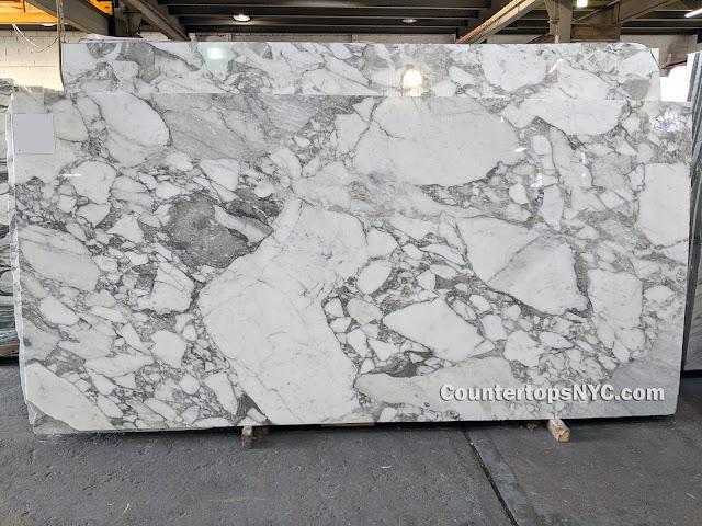 Calacatta Vagli Marble Slabs  NYC