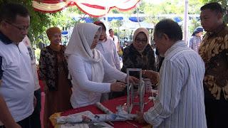 Walikota Ajak Lansia Berperan Aktif Bangun Kota Mojokerto
