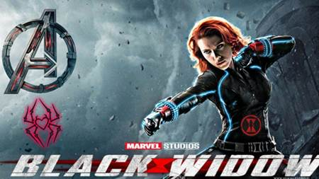 The release date of Marvel Studios' upcoming film Black Widow was also extended after the corona virus infection spread throughout the world.