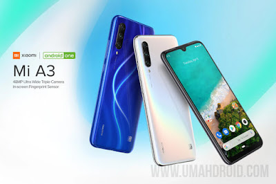 Upgrade Android 10 Xiaomi Mi A3