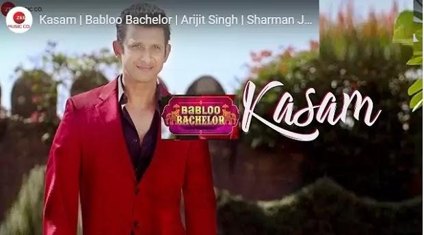 कसम तुम्हे  Kasam Tumhe Lyrics in hindi –Arijit Singh