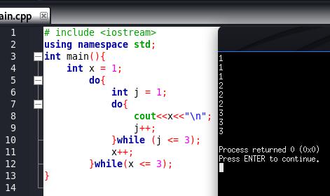 حلقة do while في لغة سي بلس بلس c++ الدرس |10|
