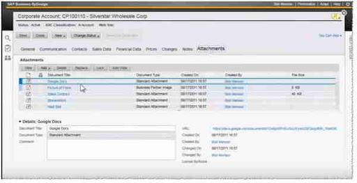 ¿Qué es SAP ByDesign? - consultoria-sap.com