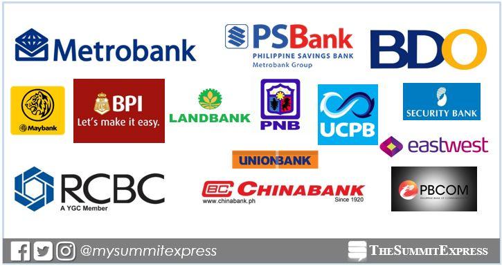 LIST: Bank schedule ECQ, Holy Week 2021