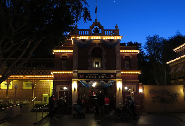 Walt Disney Haunts Disneyland California
