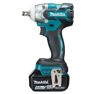 MAKITA DTW285RTE CORDLESS IMPACT WRENCH