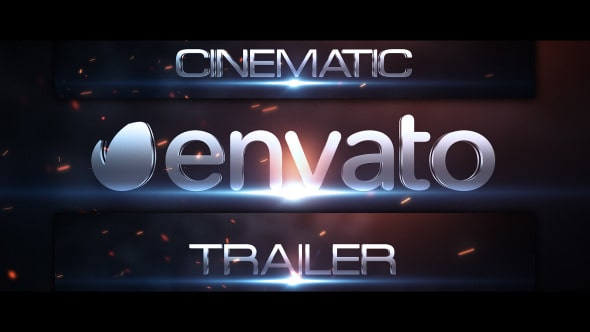 cinematic trailer titles after effects templates. Black Bedroom Furniture Sets. Home Design Ideas