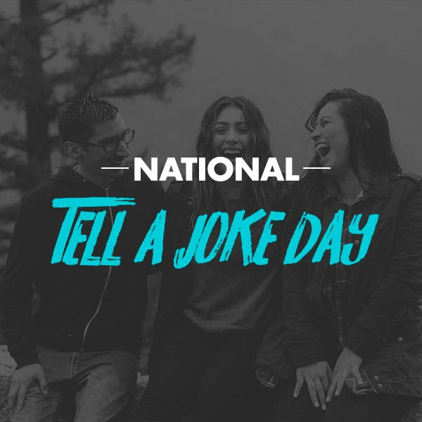 National Tell A Joke Day
