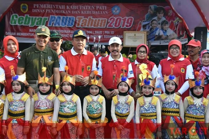 PAUD Se- Kabupaten Pati Bakal Digelontor BOP 21 Miliar