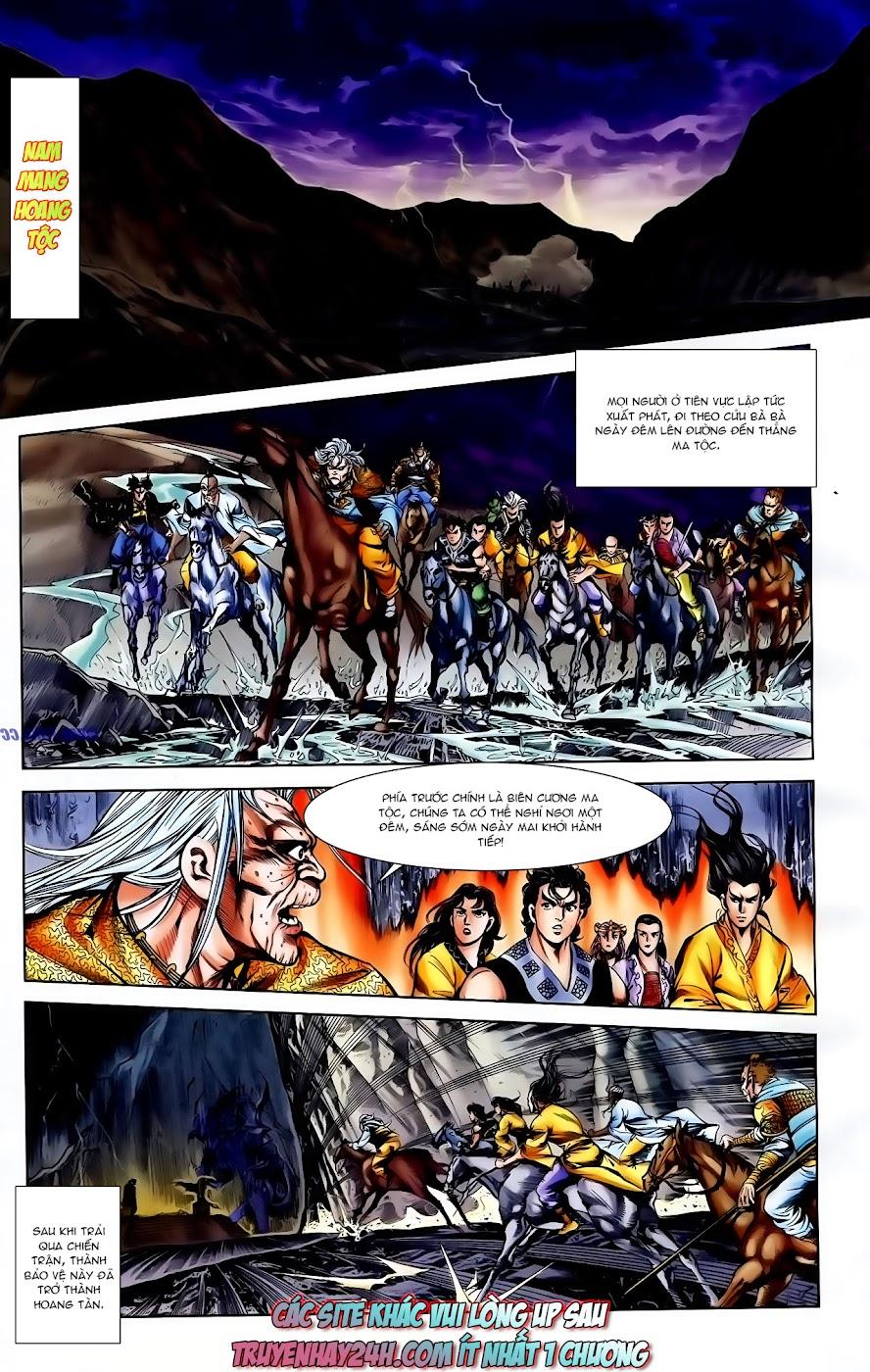 Cơ Phát Khai Chu Bản chapter 108 trang 30