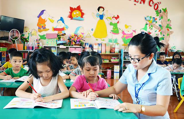 Trường Tây Nam Á: Tuyển sinh Lớp Nghiệp vụ Quản lý trường Mầm non
