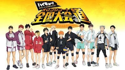 Haikyuu!! Season 4: To the Top Character Designs