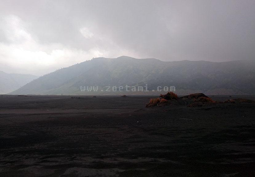 Pasir Berbisik Bromo Tengger Semeru, Lautan Pasir yang Indah
