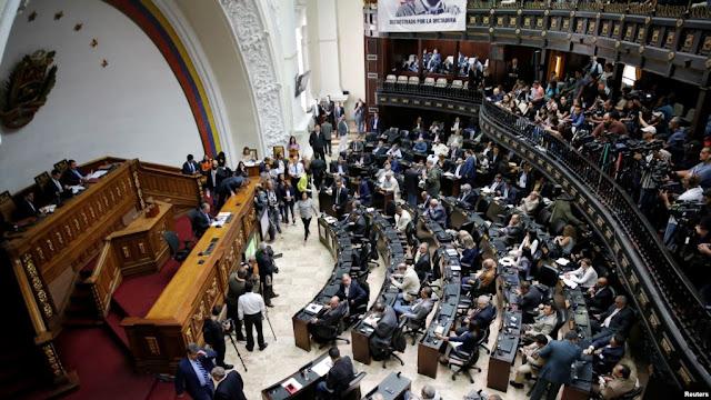 MUNDO: Grupo Internacional de Contacto respalda a Guaidó como presidente del Parlamento venezolano.