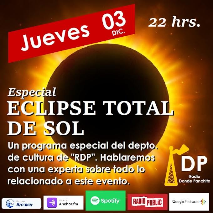 371. Programa especial en Radio Donde Panchito