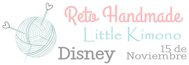 Reto Handmade Little Kimono Disney