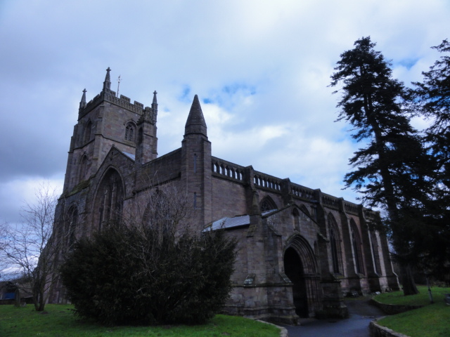 Leominster Priory