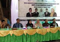 Reses Anggota DPRD Dapil Asakota, Warga Usul Pembebasan Lahan untuk TPU Jatibaru Timur