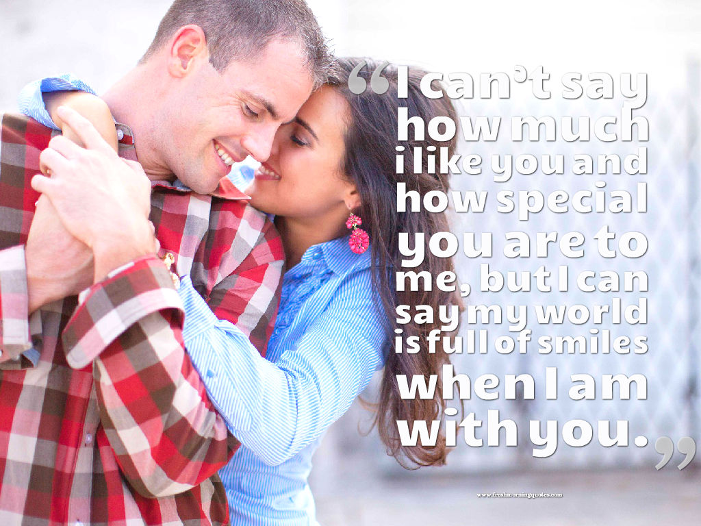 True Love i like you quotes