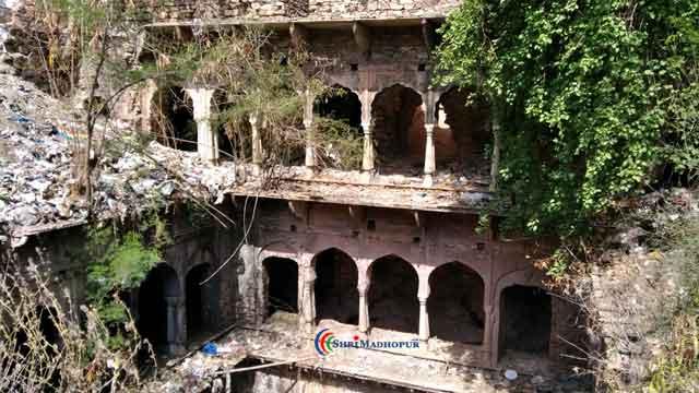 श्रीमाधोपुर की ऐतिहासिक कायथवाल बावड़ी